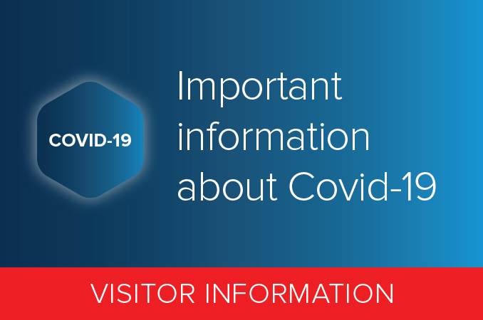 Important information about novel coronavirus (COVID-19)